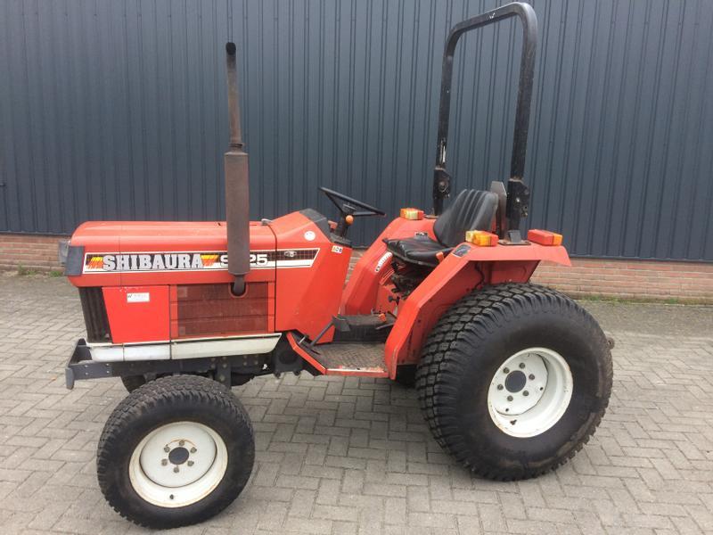 Tweedehands shibaura trekkers te koop traktorpool
