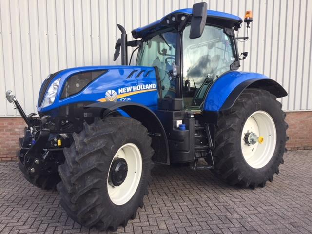 New Holland T7.190 RC SW2