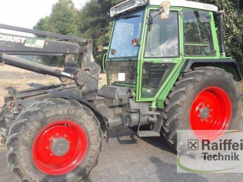 Fendt 380 GTA m. Stoll Robust F30