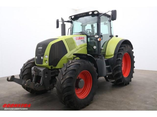 Claas Axion 820 Cebis 4WD Airco Fronthef