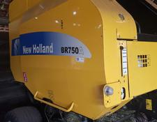 New Holland Ronde balen pers BR750A