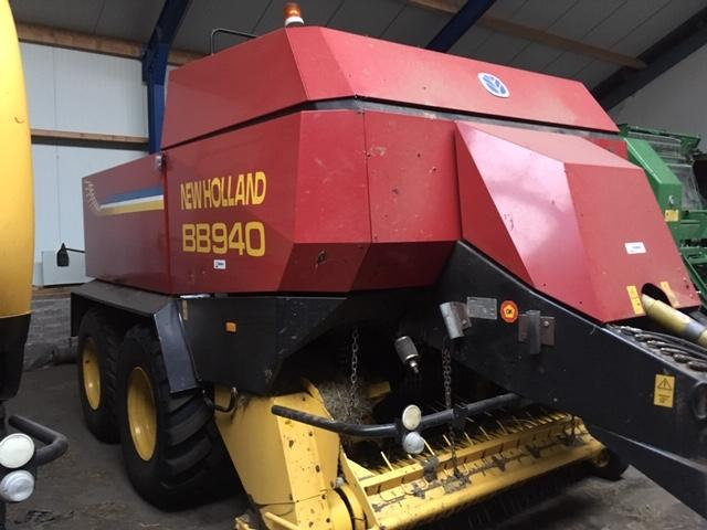 New Holland BB 940 R