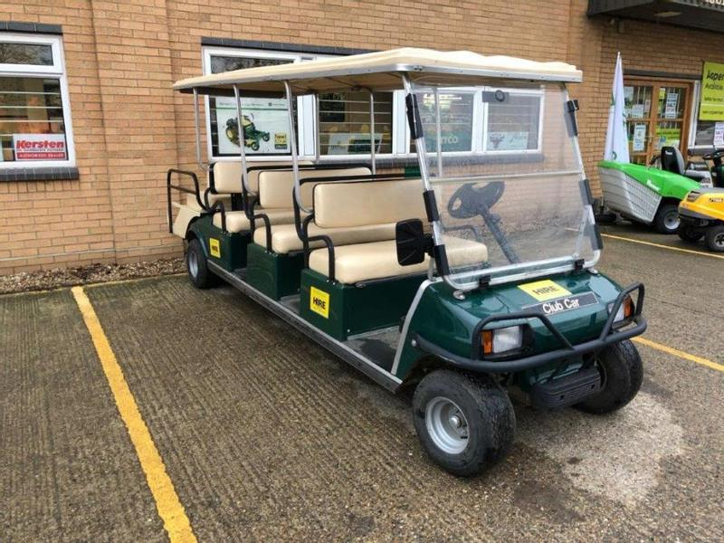 Club Car VILLAGER8P