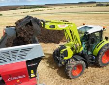 Claas Arion 430