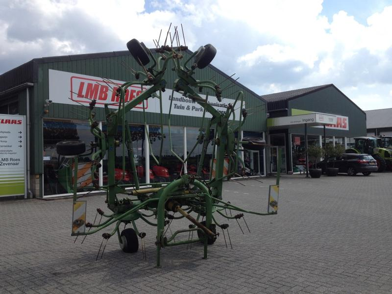 Krone KW7.70 6 elements schudder