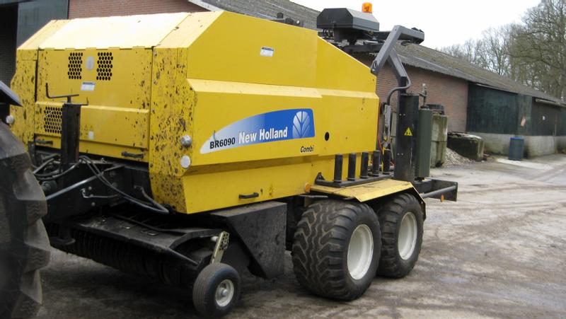 New Holland BR6090 Combi