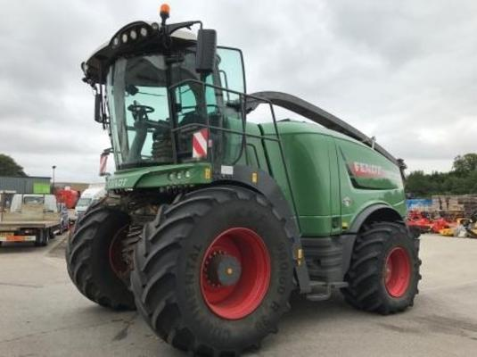 Fendt T2018581 - 2015  Katana 85 Forage Harvester