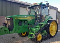 John Deere 8410T Powershift