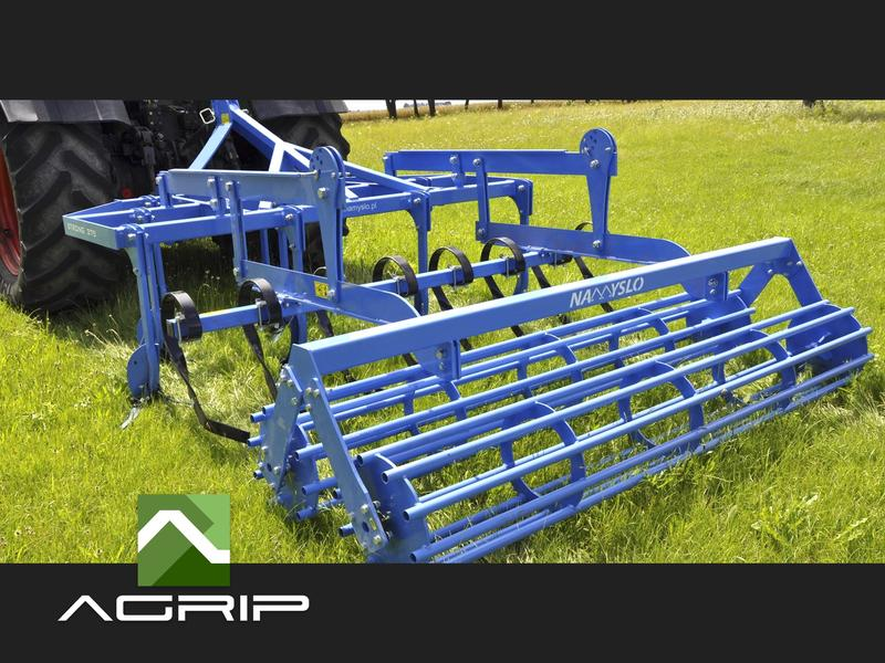 Cultivation roller Strong Ackerwalzen Strong / Rullo di coltivazione Strong