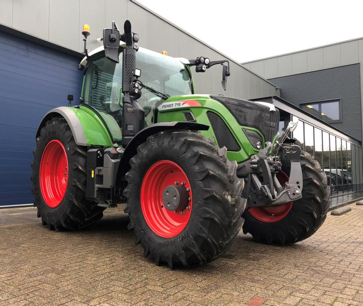 Fendt 718 S4 Power