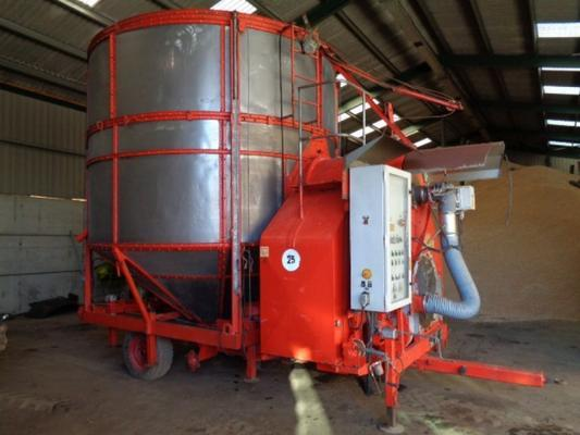 A.B.S. Used Master 250M Large Grain Drier