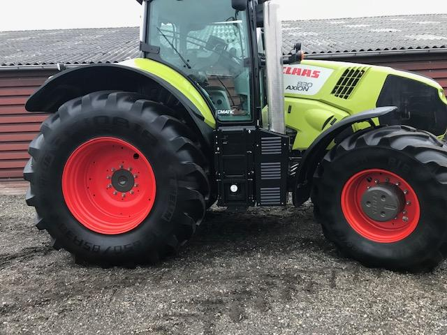Claas Axion 830-4 Cmatic