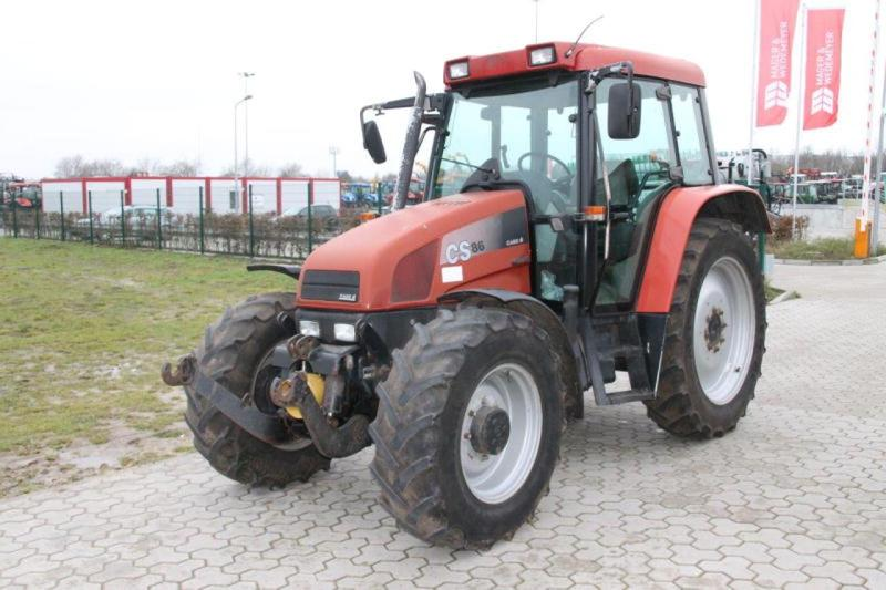 Case IH CS 86 DEFEKT!!!