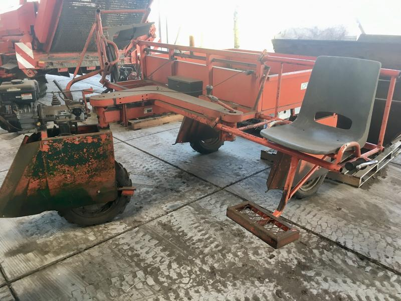 Structural Selectiewagen 3-sw