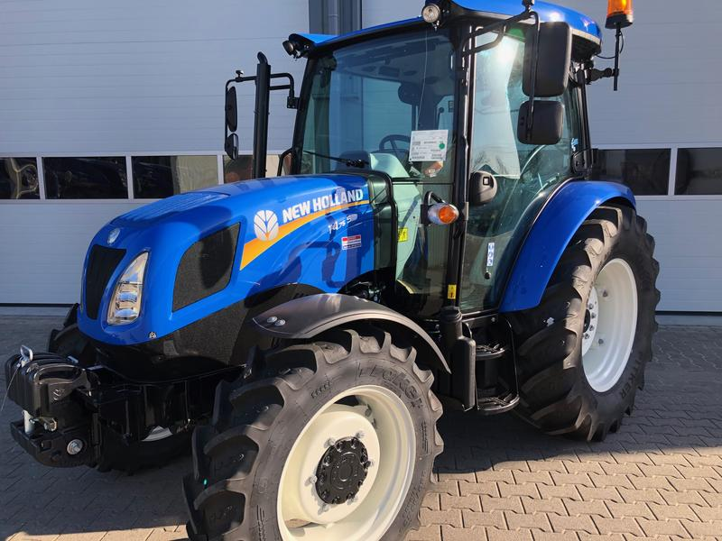 New Holland T4.75 S 4X4