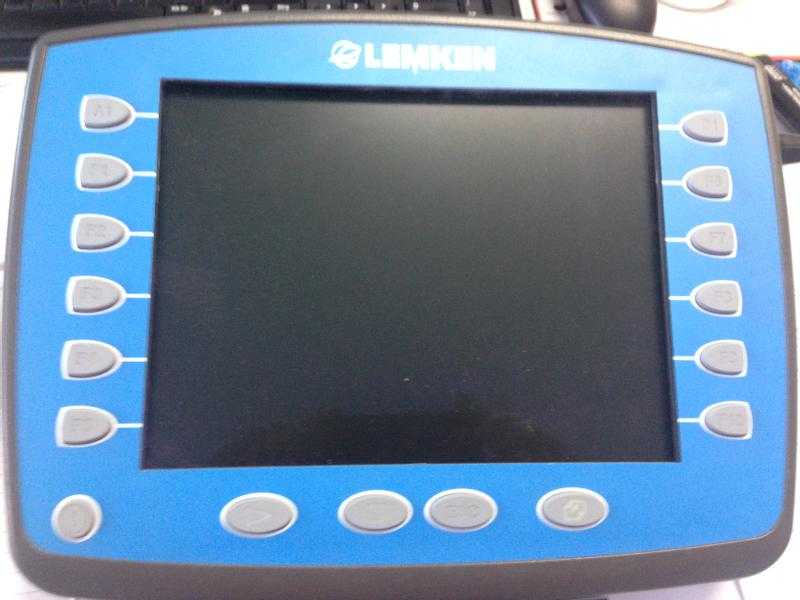 Lemken Track-Leader Section -Control