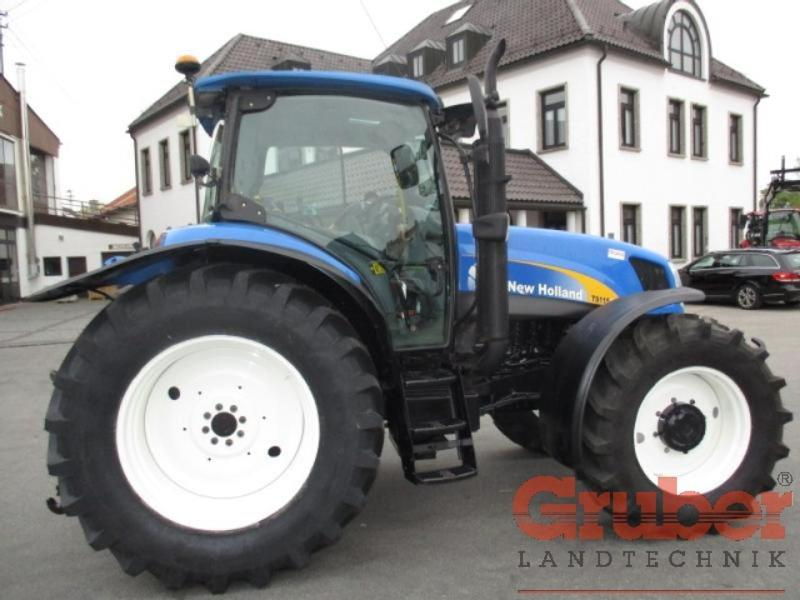 New Holland TS 115 Delta