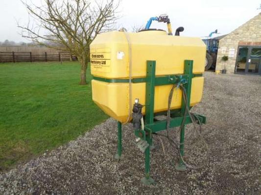 Overige Used Cleanacres Front 830L Spray Tank