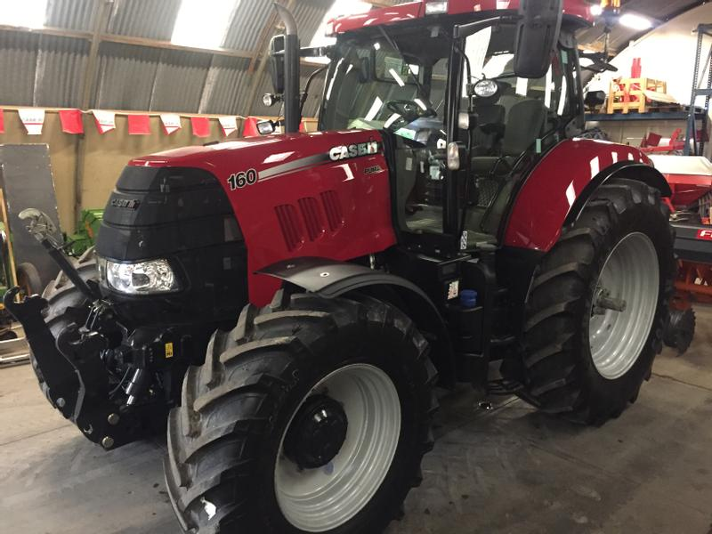 Case IH Puma 160 EP full powershift 40 ECO