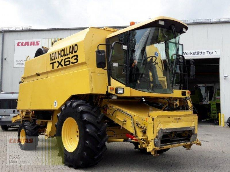New Holland TX 63