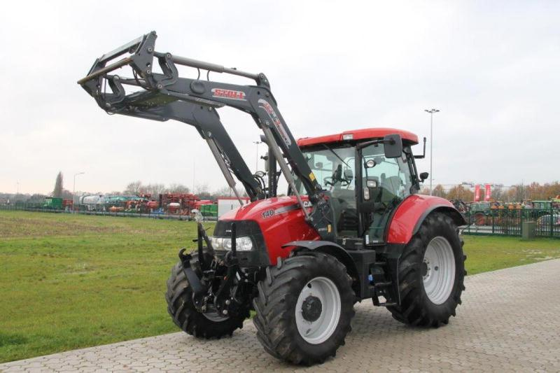Case IH MAXXUM 140 MULTICOTROLLER