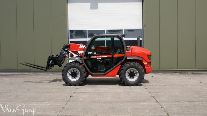 Manitou MLT523 Turbo