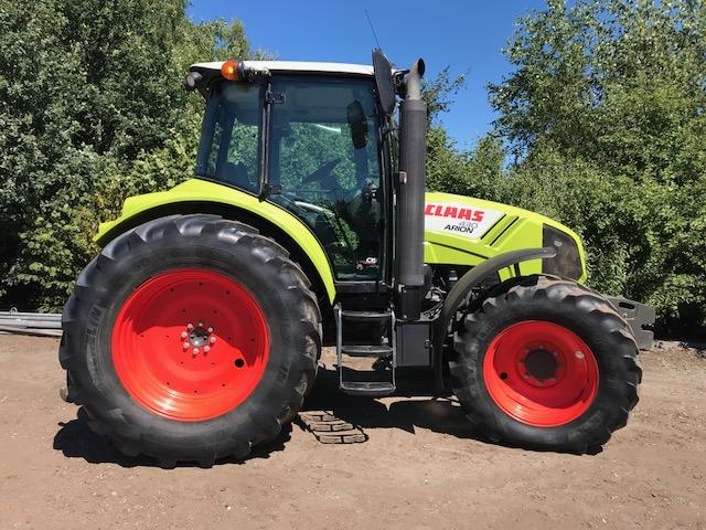 Claas Arion 430-4 CIS