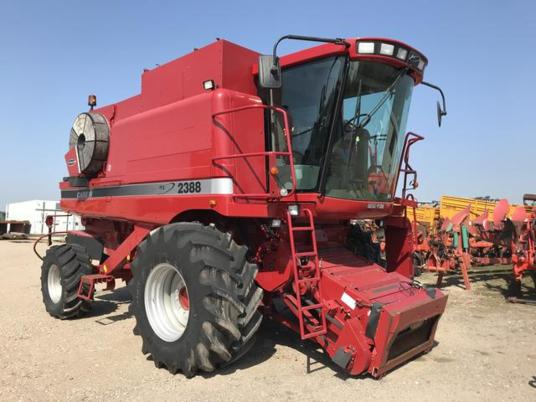 Case IH AXIAL FLOW 2388 X-Clusive AFS