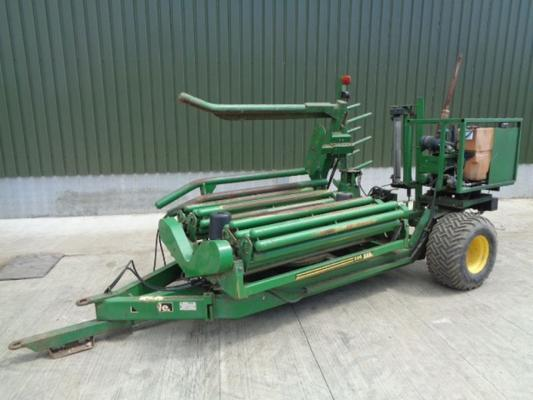 McHale Used  995 SE-R Trailed Bale Wrapper