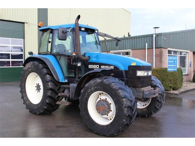 New Holland NH 8560 RC