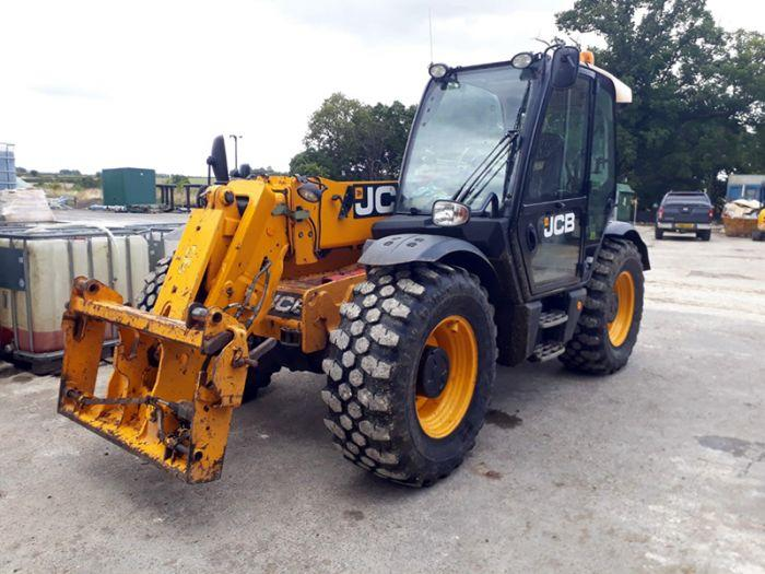 JCB 541-70 AGRI Super Loadall