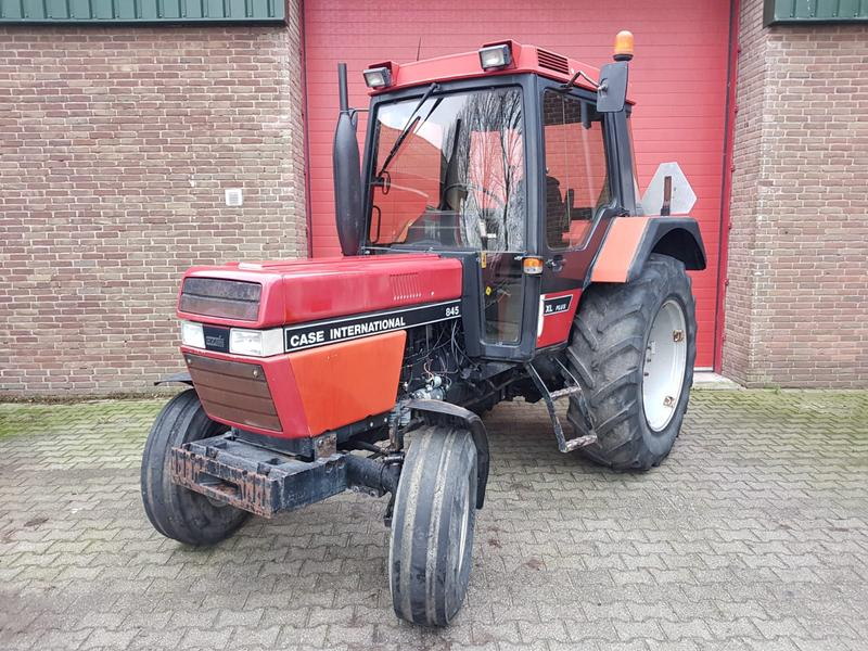 Case IH 845 XL plus