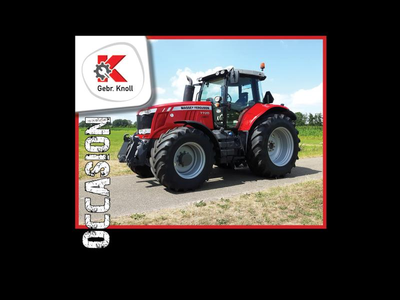 Massey Ferguson 7720 Dyna-VT EFFICIENT