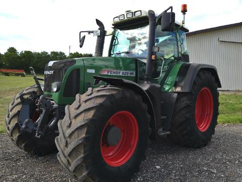 Tweedehands Fendt tractoren